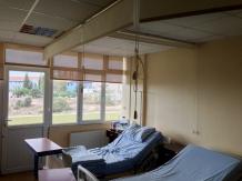 İstanbul Meslek Hastalıkları Hastanesi Perdelerini Yeniledi