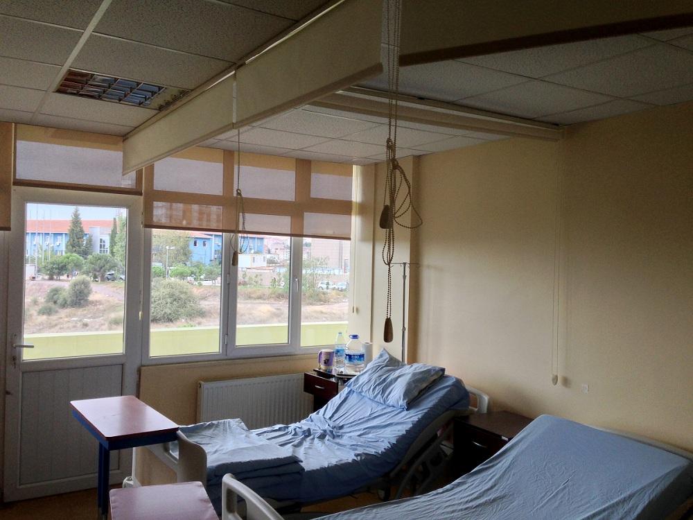 İstanbul Meslek Hastalıkları Hastanesi Perde