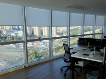 Ofislerde Stor Perde