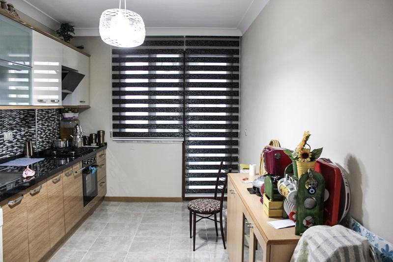 Ümraniye Finans Evleri Zebra Yapılışı