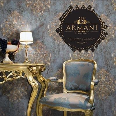 Decowall Armani Duvar Kağıdı Kataloğu
