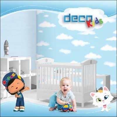 Decowall Deco Kids Duvar Kağıdı Kataloğu