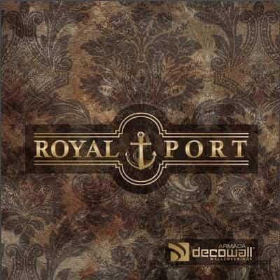 Decowall Royal Port Duvar Kağıdı Kataloğu